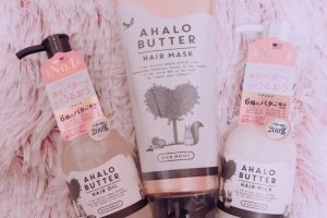 アハロバターヘアミルク・オイル・マスクで高保湿なヘアケア商品